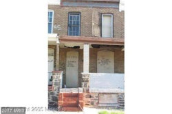 Photo of 2430 HOFFMAN ST, Baltimore, MD 21213 (MLS # BA10064773)