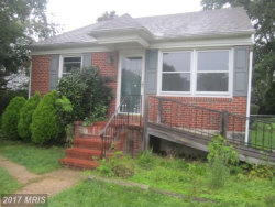 Photo of 3510 ROYSTON AVE, Baltimore, MD 21206 (MLS # BA10066375)