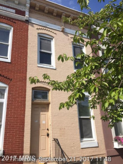 Photo of 408 COLLINGTON AVE, Baltimore, MD 21231 (MLS # BA10083633)