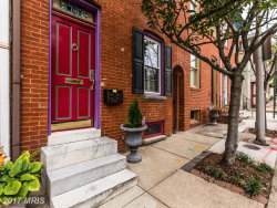 Photo of 110 CASTLE ST S, Baltimore, MD 21231 (MLS # BA10083806)