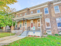 Photo of 1809 E 29TH ST, Baltimore, MD 21218 (MLS # BA10083877)