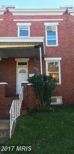 Photo of 3521 FAYETTE ST, Baltimore, MD 21224 (MLS # BA10084052)