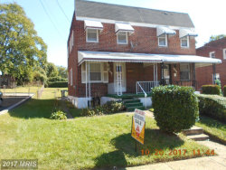 Photo of 4911 SAINT GEORGES AVE, Baltimore, MD 21212 (MLS # BA10087589)