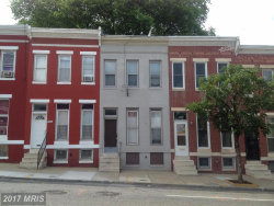 Photo of 2548 Frederick, Baltimore, MD 21223 (MLS # BA9987939)