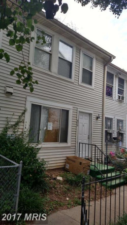 Photo of 805 SHOWELL CT, Baltimore, MD 21202 (MLS # BA9987991)