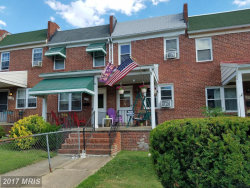 Photo of 1231 37TH ST, Baltimore, MD 21211 (MLS # BA9989599)