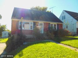 Photo of 7917 ROSELAND AVE, Baltimore, MD 21237 (MLS # BC10084650)