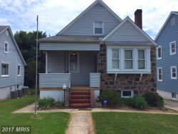 Photo of 5311 HIGHVIEW RD, Halethorpe, MD 21227 (MLS # BC9999095)