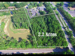 Photo of 0 INDUSTRIAL PARK DR, Waldorf, MD 20602 (MLS # CH10065644)