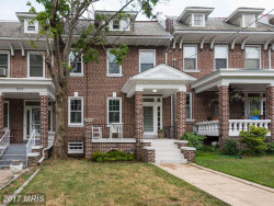 Photo of 1626 WEBSTER ST NW, Washington, DC 20011 (MLS # DC10012147)