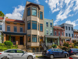 Photo of 1429 MERIDIAN PL NW, Unit A, Washington, DC 20010 (MLS # DC10019430)