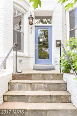 Photo of 58 RANDOLPH PL NW, Washington, DC 20001 (MLS # DC9983924)