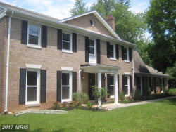 Photo of 15000 COLUMBINE WAY, Rockville, MD 20853 (MLS # MC10004668)