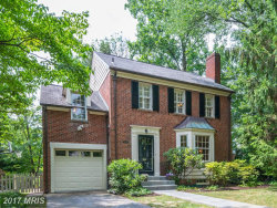 Photo of 3808 THORNAPPLE ST, Chevy Chase, MD 20815 (MLS # MC10004725)
