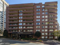 Photo of 4550 PARK AVE, Unit 604, Chevy Chase, MD 20815 (MLS # MC10031815)