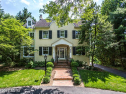 Photo of 4922 DORSET AVE, Chevy Chase, MD 20815 (MLS # MC10052438)
