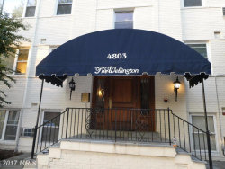 Photo of 4803 WELLINGTON DR, Unit 303, Chevy Chase, MD 20815 (MLS # MC10082224)
