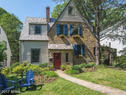 Photo of 4119 LELAND ST, Chevy Chase, MD 20815 (MLS # MC9997672)