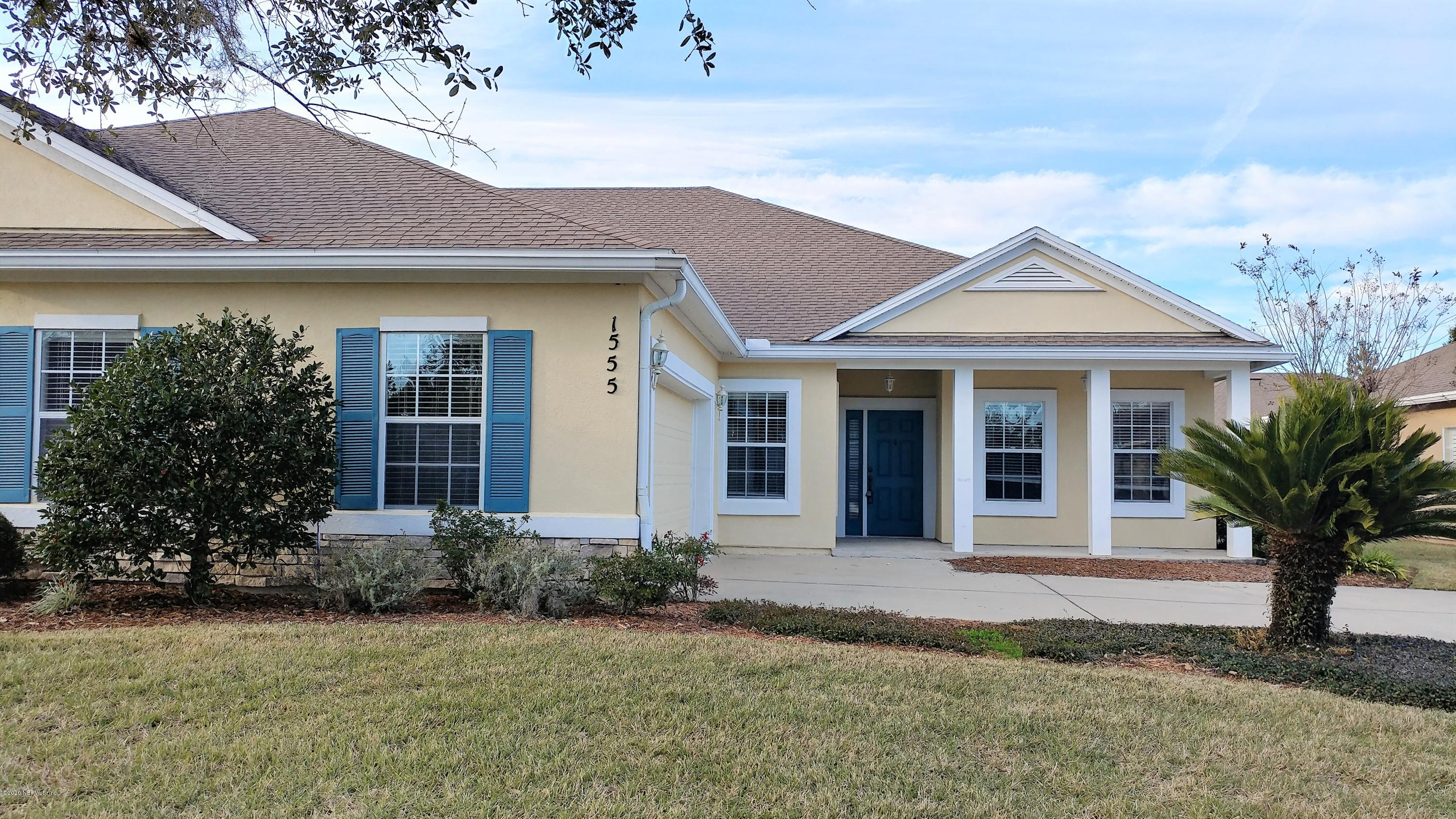 Photo for 1555 Calming Water DR, FLEMING ISLAND, FL 32003 (MLS # 1043391)