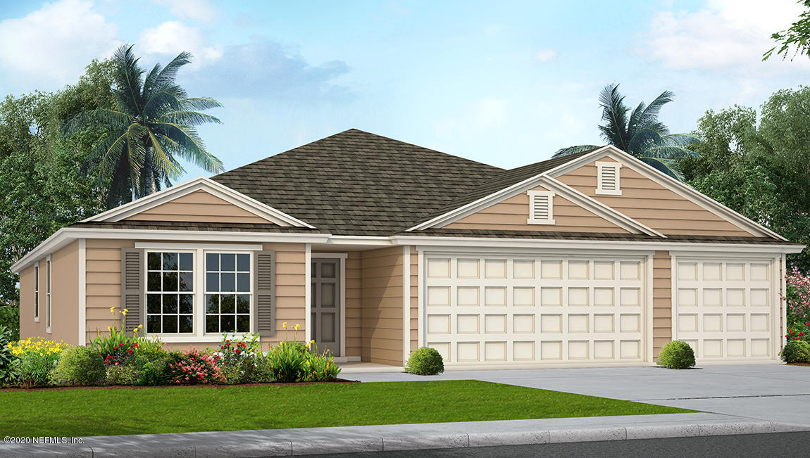 Photo for 3285 Cypress Walk PL, GREEN COVE SPRINGS, FL 32043 (MLS # 1046596)