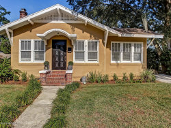 Photo of 1371 Belvedere AVE, JACKSONVILLE, FL 32205 (MLS # 968031)