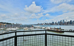 Photo of 600 HARBOR BLVD, Unit 1053, Weehawken, NJ 07086-6754 (MLS # 170013494)
