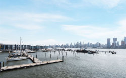 Photo of 600 HARBOR BLVD, Unit 839, Weehawken, NJ 07086 (MLS # 170013577)
