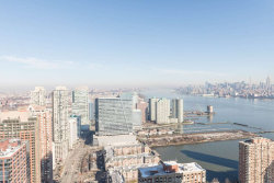 Photo of 88 MORGAN ST, Unit PH-53, Jersey City, NJ 07302 (MLS # 180006860)