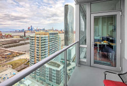 Photo of 1 SHORE LANE, Unit 2303, Jersey City, NJ 07310 (MLS # 180011473)