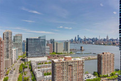 Photo of 88 MORGAN ST, Unit 4003, Jersey City, NJ 07302 (MLS # 190004234)