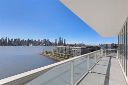Photo of 800 AVENUE AT PORT IMPERIAL, Unit 906, Weehawken, NJ 07086 (MLS # 190013522)