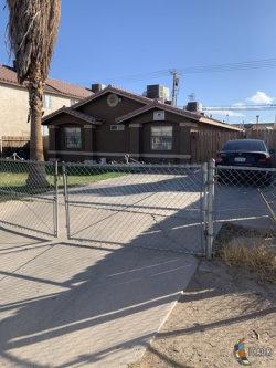 Photo of 509 El Centro Ave, El Centro, CA 92243 (MLS # 20657322IC)