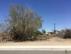 Photo of 118 E 5TH ST, Niland, CA 92257 (MLS # 17236286IC)