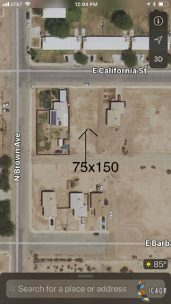 Photo of 0 E. California St., Calipatria, CA 92233 (MLS # 18330222IC)
