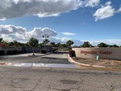 Photo of 1449 MAGNOLIA CIR, El Centro, CA 92243 (MLS # 19427350IC)