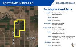 Photo of 0 Eucalyptus 134, Imperial, CA 92251 (MLS # 20624148IC)