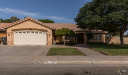 Photo of 1007 CALLE LUNA, Brawley, CA 92227 (MLS # 17294110IC)