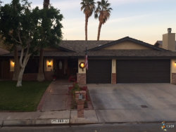 Photo of 263 RIVERWOOD DR, Brawley, CA 92227 (MLS # 18322142IC)