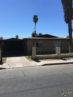 Photo of 732 LINCOLN ST, Calexico, CA 92231 (MLS # 18323888IC)