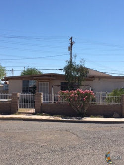 Photo of 739 STACEY AVE, El Centro, CA 92243 (MLS # 18344434IC)