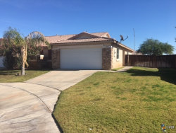 Photo of 1300 LOS COYOTES CT, Imperial, CA 92251 (MLS # 18408118IC)