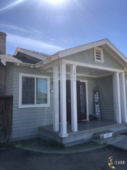 Photo of 1067 W HAMILTON AVE, El Centro, CA 92243 (MLS # 19437344IC)