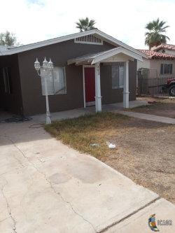 Photo of 883 W BRIGHTON AVE, El Centro, CA 92243 (MLS # 19468674IC)