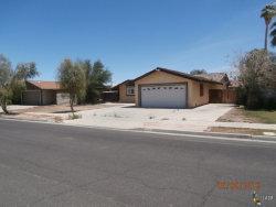 Photo of 2125 WOODSIDE DR, El Centro, CA 92243 (MLS # 19469738IC)