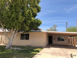 Photo of 522 AURORA DR, El Centro, CA 92243 (MLS # 19476554IC)