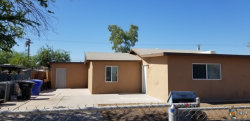 Photo of 353 E BRIGHTON AVE, El Centro, CA 92243 (MLS # 19499726IC)