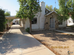 Photo of 413 LENREY AVE, El Centro, CA 92243 (MLS # 19526688IC)
