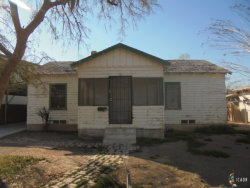 Photo of 733 W ORANGE AVE, El Centro, CA 92243 (MLS # 20551976IC)